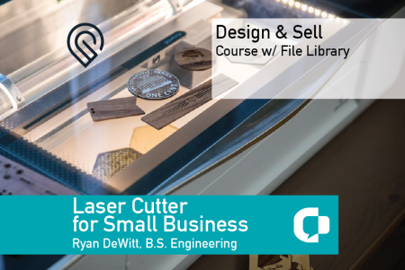 Glowforge Laser Cutter Online Course